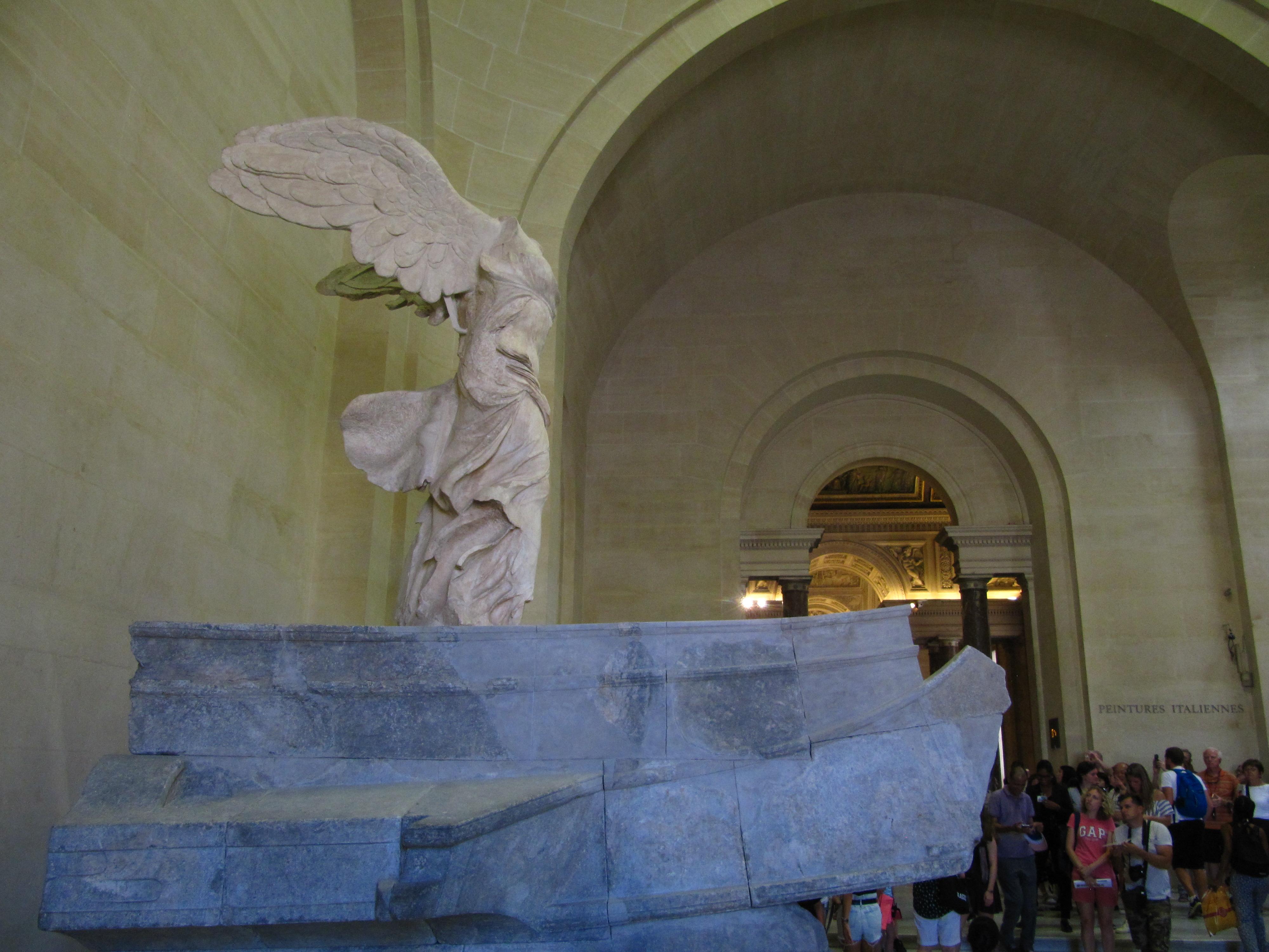 Le Louvre : une collection en ligne